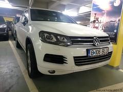 VW Touareg - Romania, Bucarest