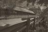 Sepia_HDR (le Brooklands) Tags: coveredbridge d7000 hdr mansonville pontcouvert québec sigma1224mm