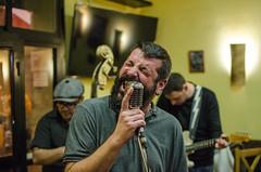 Scream! Grita! (Santini1972) Tags: singer concert jazz barcelona nikond5100 nikon35mm18 nikonflickraward nikon night vocal scream man band live