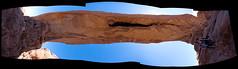 North Window Arch (BoulderBob) Tags: northwindowarch moab hugin stitch