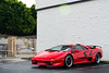 510 Horsepower (Noah L. Photography) Tags: lamborghini diablo sv red car sportscar supercar italian lamborghininewportbeach newportbeach costamesa