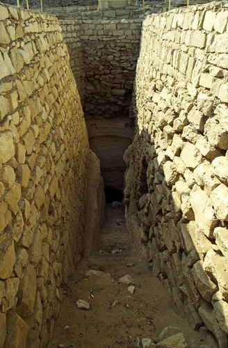 Ägypten 1999 (577) Kairo: Djoser-Pyramide, Sakkara