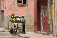 Havana, Cuba (Quench Your Eyes) Tags: 7wonderscities 7wondersoftheworld caribbean biketour city cuba fruitstand habana havana island lahabana travel