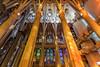 Sagrada Familia Lights2 (bienve958) Tags: sagradafamilia basilica church basilicaandexpiatorychurch basílicaitempleexpiatori gaudí antonigaudí worldheritagesite unesco romancatholic modernisme modernismo saariysqualitypictures