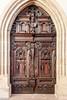 PORTE INTÉRIEURE (cirodde71) Tags: église des jésuites de molsheim