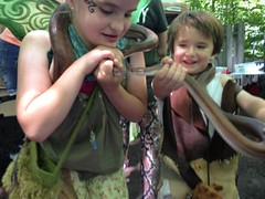 IMG_4725 (150hp) Tags: young boy xavier girl sydney family cute happy door county renaissance fantasy faire wi apple iphone 5c
