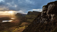 The Trotternish Escarpment II - Skye (Bill Higham) Tags: skye uk scotland isle quiraing cleat loch trotternish escarpment