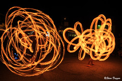 0S1A7905 (Steve Daggar) Tags: firetwirling lioghtspinning lightspinning flowjam terrigal terrigalflowjam gosford nswcentralcoast