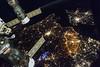 Western Europe at Night (NASA's Marshall Space Flight Center) Tags: nasa nasas marshall space flight center international station iss western europe