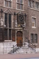 Nijmegen, Stadhuis (Jan Sluijter) Tags: nijmegen gelderland nederland holland visitholland city cityscape stadhuis