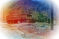 english-truck (cathead77) Tags: mcdowellcounty westvirginia wv coal truch coaltruck english
