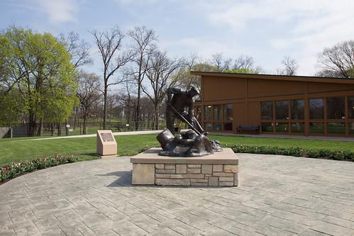 phillips park zoo. april 2016
