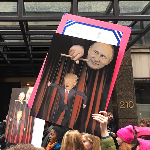 Putin's Puppet, From FlickrPhotos