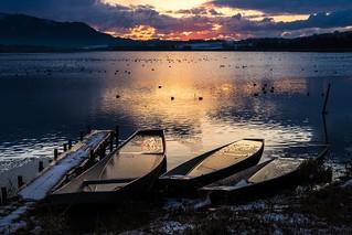 Niigata sunset (ILCE-7M2 + SEL2470GM)