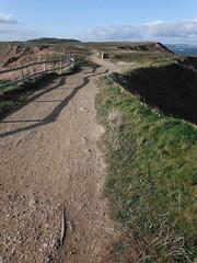 Filey Brigg 1 (StaircaseInTheDark) Tags: northyorkshire northyorkshirecoast northernengland yorkshire england englishcoast britain greatbritain coast uk filey unitedkingdom boroughofscarborough scarboroughborough countryside fileybrigg