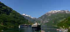 Geirangerfjord Norway (Joke.Benschop) Tags: beautifulnorway fjordgeiranger geiranger geirangerfjordnorway jokebenschop landscape landschap nikonafs2470f28edif nikond810 noorwegen norway wwwjokebenschopcom
