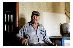 A portrait of a front line resident (Roman Lunin) Tags: portrait easternukraine ukraine ukrainians war warinukraine photojournalism photodocumentary documentary village villagers villagelife frontline reportage correspondent warcorrespondent man manathome people peopleathome