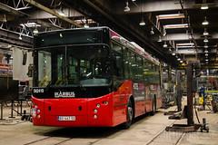[FEATURED IN EXPLORE] Ikarbus IK-103 (Neobus Citta) Tags: ikarbus factory interior bus autobus omnibus ik103 man d2066 presto beograd srbija