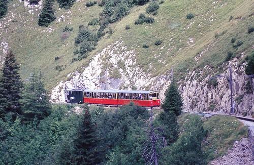 Trains du Schynige Platte (Suisse)