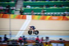 Laura Trott Women's Omnium - GOLD MEDAL (Richard Parmiter) Tags: lauratrott womensomnium rio2016 velodrome goldmedal olympics teamgb