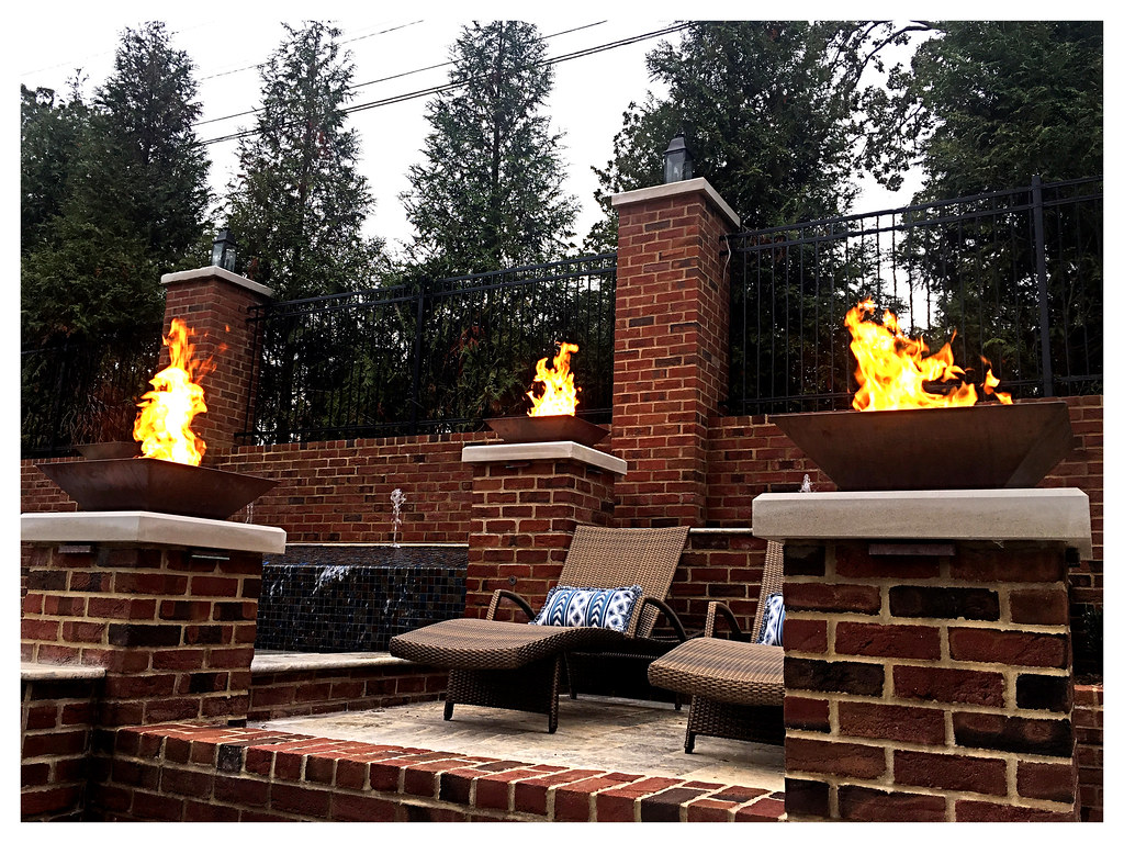 Copper Fire Pits, Chattanooga, Tn.