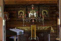 58. Patron Saint's day at All Saints Skete / Престольный праздник во Всехсвятском скиту