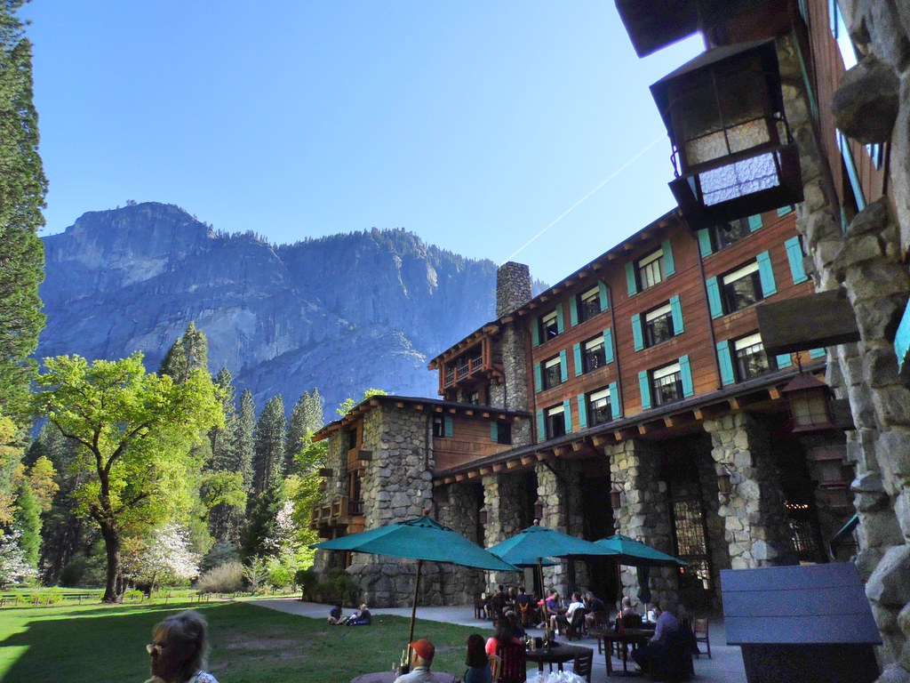 The world 39 s best photos of ahwahnee and hotel flickr for Design hotel yosemite