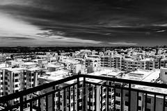  Lost  (rikrka) Tags: blackandwhite monochrome canon landscape sigma monochromatic height eos600d