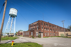 Moser Leather Co (AP Imagery) Tags: plant abandoned leather industrial metro decay cincinnati watertower company louisville moser newalbany
