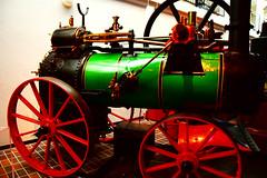 Steam locomotive (Maria Eklind) Tags: museum sweden malm steamlocomotive nglok