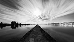 (prenzlauerberg) Tags: lake nature night landscape nikon lac nb paysage nuit neuchatel 2015 lacdeneuchâtel nikoncapturenx nikond610