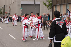 DC0_1468 (Eisbier) Tags: sports sport alaska training do day martial arts martialarts parade taekwondo anchorage tae tkd kwon champmartialarts indepences