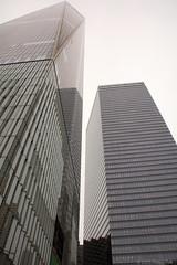New York Skyscraper (philippepoth) Tags: world new york nyc sky usa ny up america skyscraper one nikon center amerika trade hochhaus wolkenkratzer d7100