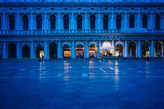 Venetian Nocturne (ksuayan) Tags: plaza venice night san jazz marco venezia nocturne