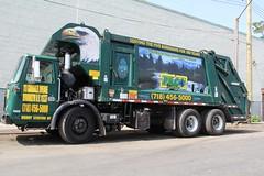 Filco (1) (RyanP77) Tags: nyc castle truck star garbage mr five western refuse mack dm rd packer leach carting filco cicale