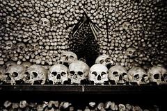 Sedlec Ossuary bone church (James Ng Photography) Tags: church skulls europe republic czech prague sony chapel praga ossuary bones bone alpha dslr sedlec 2015 a700 jimsnapper