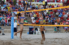 15072075 (totolao) Tags: beach volleyball laos volley lao mekong vientiane beachvolley fivb avc