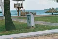 Sihanoukville, Cambodia (Thierry Jaspart / Andalltha) Tags: street travel eye art beach photography coast asia cambodia sihanoukville artist minolta stickers dynax thierry nantes grifters sfun andalltha jaspart