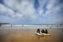 Surf (antuuaaan) Tags: beach portugal canon photo surf surfer playa paisaje surfing surfboard angular 1740mm peniche eos5d canonoficial