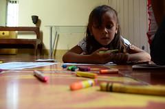 (nidia.beco) Tags: color colors niña crayolas
