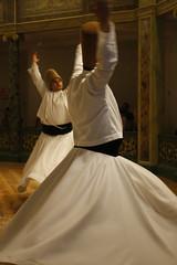 Sufu Whirling Dance (wuzanru) Tags: turkey istanbul sema tekke sufi dervishes whirling konya galata mevlana mevlevihanesi