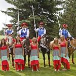 Escort and Wyoming Team