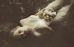 Ophelia by gorecka - Model: Patrycja Iwańska Mua: Aga Zajdel