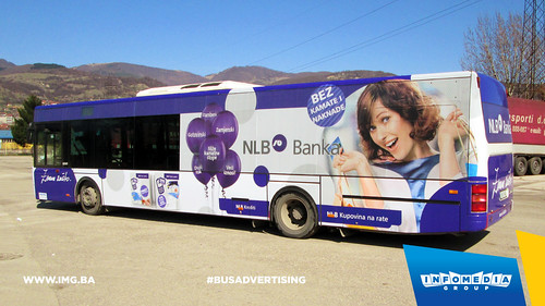 Info Media Group - NLB Tuzlanska banka, BUS Outdoor Advertising, 04-2015 (2)
