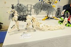 VA BrickFair 2015 Bionicle (EDWW day_dae (esteemedhelga)) Tags: lego bricks minifigs bionicle moc afol minifigures edww brickfair daydae esteemedhelga vabrickfair