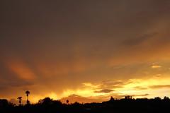 Sunset 8 5 15 #010 (Az Skies Photography) Tags: sunset red arizona sky orange cloud sun black rio yellow set skyline clouds canon skyscape eos rebel gold golden twilight ray dusk 5 salmon august az rico rays safe nightfall 2015 8515 arizonasky arizonasunset riorico rioricoaz t2i arizonaskyline canoneosrebelt2i eosrebelt2i arizonaskyscape 852015 august52015