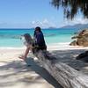 Mahé, Seychelles (pom.angers) Tags: panasonicdmctz3 2008 february mahé seychelles indianocean africa baielazare beach 100 ocean 5000