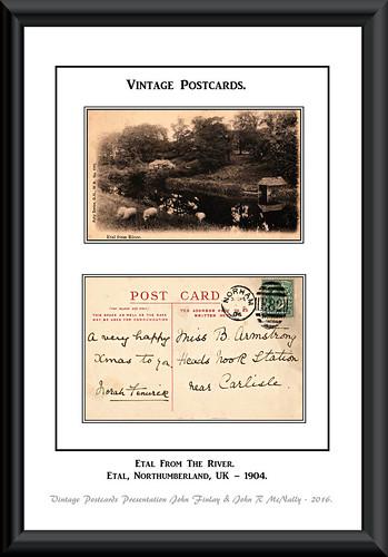 204 - Etal, Northumberland, UK – 1904.