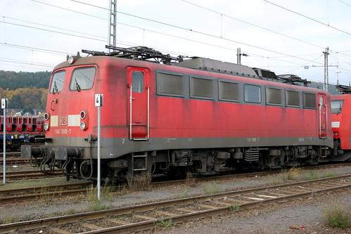DB Schenker 140 399-7 Trier-Ehrang Rbf