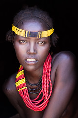 ethiopia - omo valley (mauriziopeddis) Tags: africa etiopia ethiopia omo valley river emirate ritratto portrait dassanech people tribe tribù tribal ethnic reportage canon leica